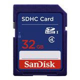 Sandisk - Geheugenkaart SDHC 32GB (94195)