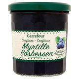 Carrefour Confiture Myrtille 370 g