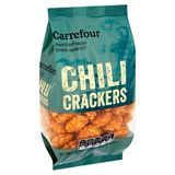 Carrefour Aperitiefhapje Chili Crackers 150 g