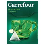 Carrefour Groene Thee Builtjes 20 x 2 g