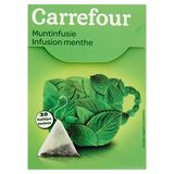 Carrefour Muntinfusie 20 x 1.7 g