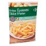 Carrefour Frites Épaisses 2.5 kg