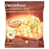 Carrefour Gebakken Aardappelen Knapperig 1 kg