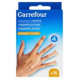 Carrefour Pansements Doigts Flexibles x 16