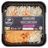 Carrefour Traiteur World Kip Rode Curry 350 g