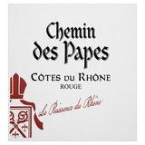 Chemin des Papes Côtes du Rhône Rouge 6 x 75 cl
