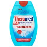 Theramed Pure Breath Dentifrice 2en1 75 ml