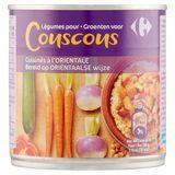 Carrefour Légumes pour Couscous 400 g