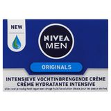 Nivea Men Originals Crème Hydratante Intensive 50 ml