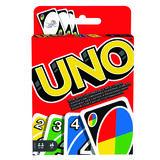 Mattel UNO Jeu de cartes 7+