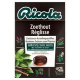 Ricola Zoethout Zwitserse Kruidenpastilles 50 g