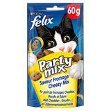 Felix Party Mix Kat Cheesy Mix Kattensnack 60 g