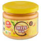 Carrefour Sensation Cheezy Salsa 300 g