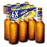 Maes Bière blonde Pils Radler Lemon 2% ALC Bouteille 6x25cl