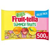 Fruittella Summer Fruits Value Pack 500 g