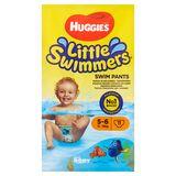 Huggies Little Swimmers Zwembroekjes 5-6 12-18kg 11 Stuks