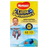 Huggies Little Swimmers Maillots de Bain Jetables 2-3 3-8kg 12 Pièces