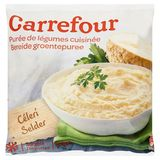 Carrefour Bereide Groentepuree Selder 750 g