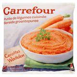 Carrefour Bereide Groentepuree Wortelen 750 g