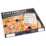 Carrefour Pizza Cuite sur Pierre Royale 400 g