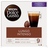Nescafé Dolce Gusto Lungo Intenso 16 Capsules 144 g