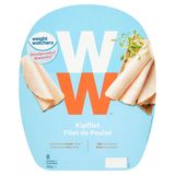 Weight Watchers Filet de Poulet 8 Tranches 120 g