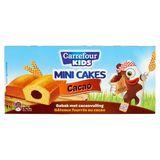 Carrefour Kids Mini Cakes Cacao 5 Stuks 150 g