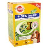 DentaStix Fresh Dagelijks Pedigree Hondensnacks Medium 10-25 kg 28 Stuks 720 g