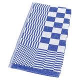 Jules Clarysse 3 Essuies de cuisine 65x65 cm Bleu