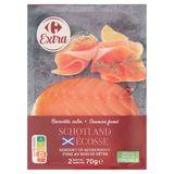 Carrefour Saumon Fumé Écosse 2 Tranches 70 g