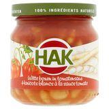 Hak Witte Bonen in Tomatensaus 180 g
