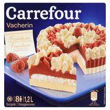 Carrefour Vacherin Framboos en Croquante Schuimgebakje 545.2 g