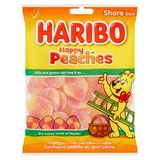Haribo Happy Peaches Share Size 185 g