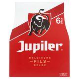Jupiler Belgische Pils Flessen 6 x 25 cl