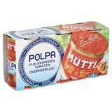 Mutti Polpa Fijn Gesneden Tomaten 3 x 400 g