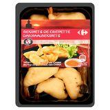 Carrefour Beignets de Crevette 8 Pièces 140 g