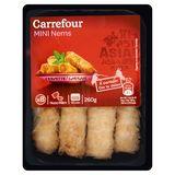 Carrefour 8 Mini Nems Crevette 260 g