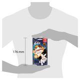 FELIX Alimentation Chat Crispies Boeuf et Poulet Biscuit Chat 45g