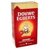 DOUWE EGBERTS Koffie Gemalen Dessert 500 g