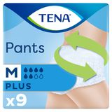 TENA Pants Plus Medium 9 Stuks