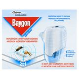 Baygon Genius Muggen Vloeistofverdamper 2 in 1 26 ml