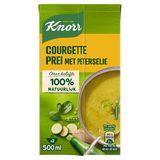 Knorr Classics Tetra Soupe Courgettes et Poireaux 500 ml