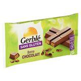 Gerblé Sans Gluten Barre Chocolait 5 Repen 107.5 g