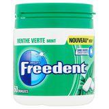 Freedent Menthe Verte 60 Dragées 84 g