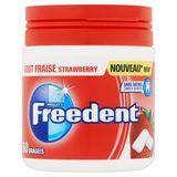 Freedent Goût Fraise 60 Dragées 84 g
