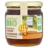 Carrefour Bio Vloeibare Bloemenhoning 500 g