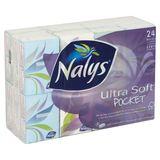 Nalys Ultra Soft Pocket 4 Lagen 24 Zakdoeken