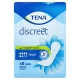 Tena Discreet Maxi 6 Serviettes+
