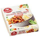 Carrefour Sensation Poulet Aigre-Doux Riz Basmati 400 g