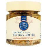 Terre d'Italia Carciofi di Puglia alla Brace sott'Olio 235 g